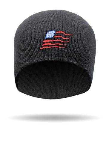 AMFLBB-American Flag-Beanie