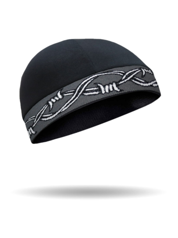CMCC12-Skull Cap-Barbed Wire-Cool Cap