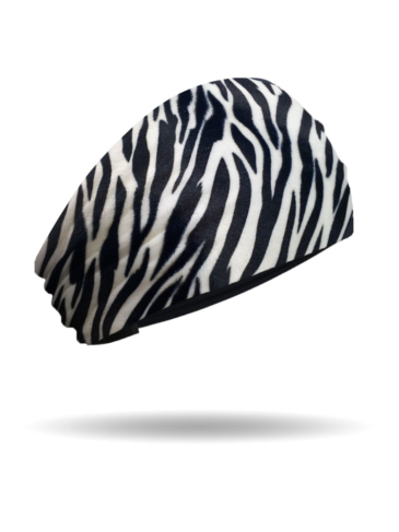 HM3615-Zebra-Faux Fur Knotty Band