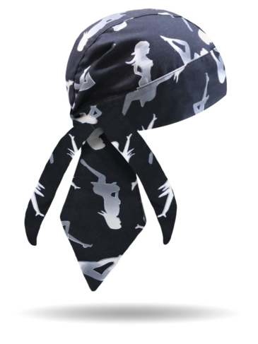 HW2331-Mud Flap Girl-Headwrap