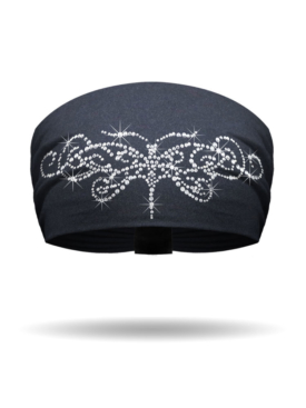 KB1428-Dragonfly Bling-Knotty Band