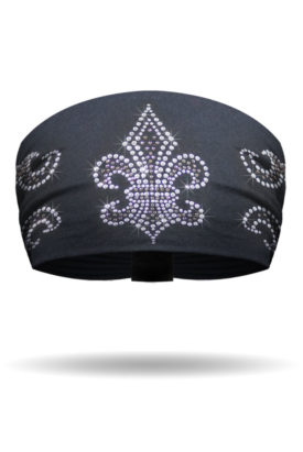 Fleur-de-Lis Tribal Flame Knotty Band™