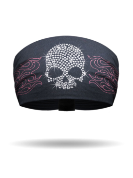 KB1718-Hot Pink-Ghost Rider-Knotty Band