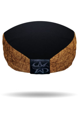 Rawhide Suede Leather Look Knotty Band™