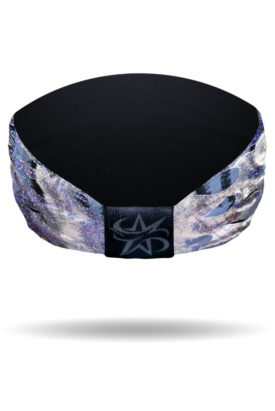 Holographic Tribal Flame Knotty Band™
