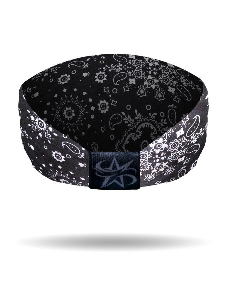 Eye Candy Bandana Knotty Band Biker Headwear Usa Made