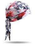 SW2941-RedWhiteBlack-Patriotic-Stretch Wrap