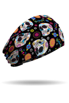 KB1599 Fiesta Skulls