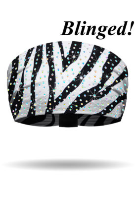 Zebra Print Knotty Band™