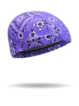 UW1217-Purple Bandana-UnderWraps-
