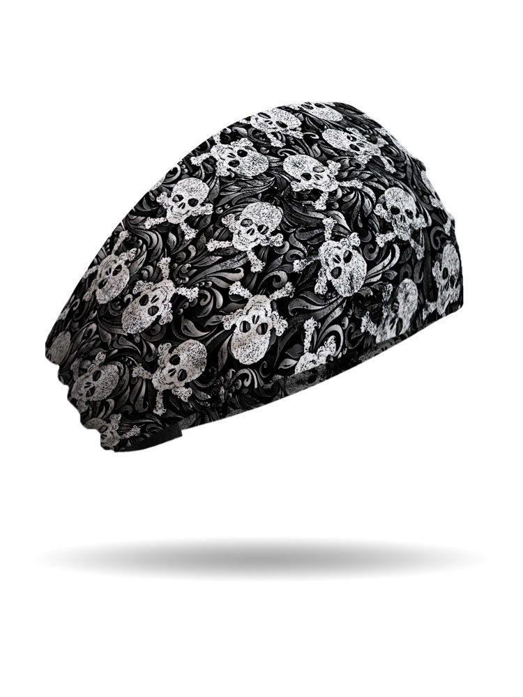 Rococo Skulls & Crossbones Knotty Band™