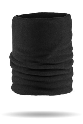NG1222-Black-Micro-Fleece-Neck Gaiter