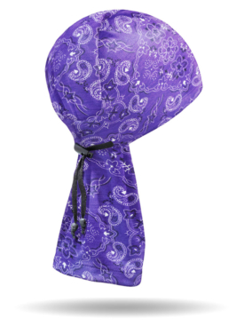CLS-1217-VP-Purple-Cord LockSock-Wind Sock