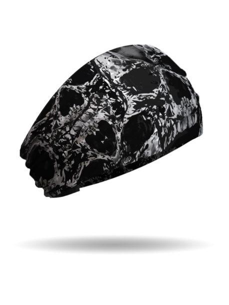 KB2928-Grey-Skull Wars-Knotty Band