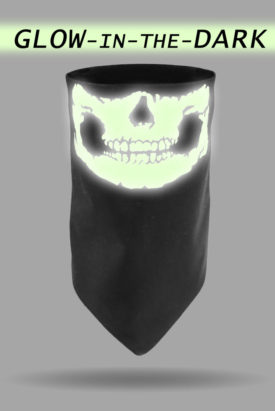 Glow in the Dark Skull Jaw Gaiter