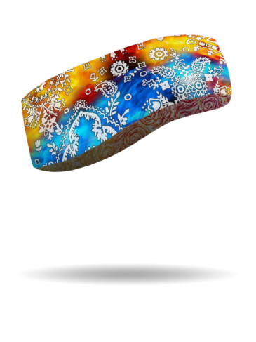 FHB1614-Fire and Ice-Fleece Headband
