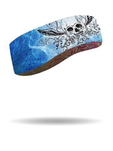 FHB2431-Numbskull-Fleece Headband
