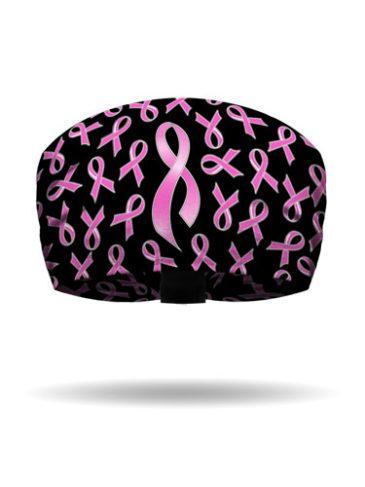 KB1132R-PI-Awareness Pink Ribbon-Knotty Band