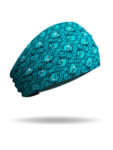 KB1555-Teal-Eye Spy-Knotty Band