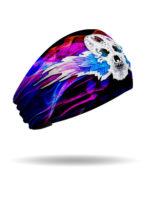 KB1320-Carnivale Skull Knotty Band