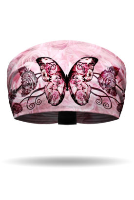KB2819-RoseTattoo Butterfly-Knotty Band