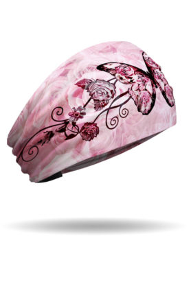Rose Tattoo Butterfly Knotty Band™