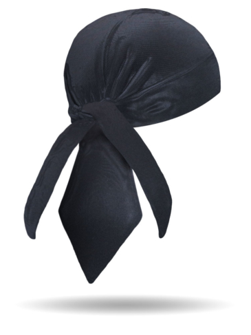 HWCM02-CoolMax Performance-Stretch Headwrap