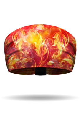 Tiger Lily Flame Knotty Band™