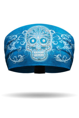 Cool Candy Skull Knotty Band™ Skullduggery Collection