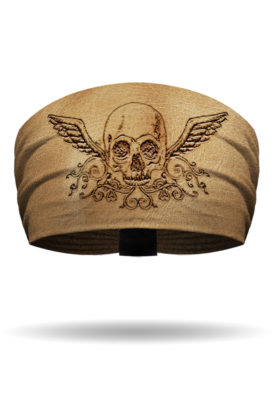 Branding Iron Skull Knotty Band™