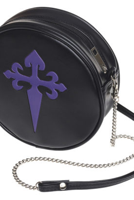 Gothic Cross Crossbody Bag