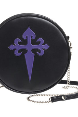 CB1725 Gothic Cross Crossbody Bag