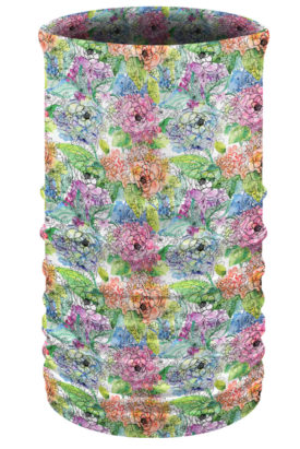 TU1232-Boho Bloom-Neck Tube