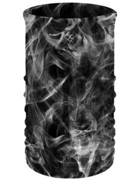 Smoky Skulls-Neck Tube