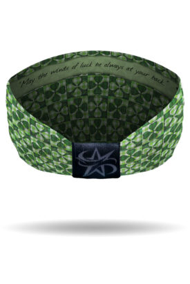 Tartan Shamrock Knotty Band™