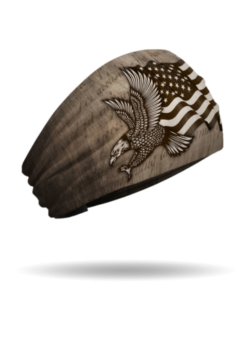 KB2615-Patriotic Eagle-Knotty Band