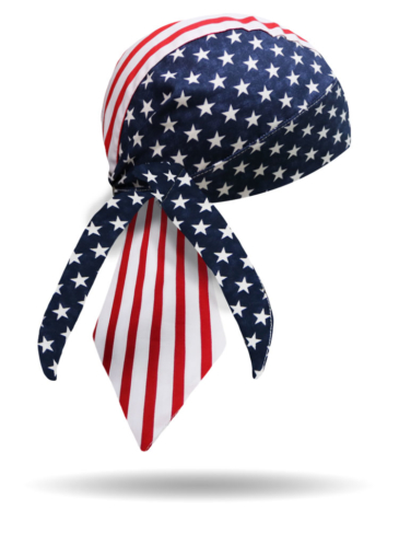 HW2941-Stars & Stripes-Headwrap
