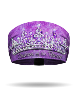 KB2731-Purple-Queen of the Road-Knotty Band