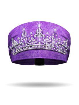 KB3018-Purple-Tiara-Knotty Band