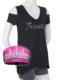 COMBO-WT0685-2630-KB3018-Pink-Princess Shirt and Knotty Band