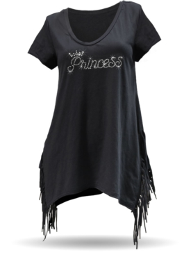 Princess-HalfFringeShirt