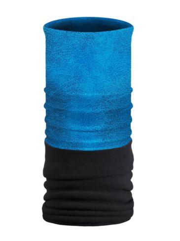 FTU2927-Blue-Leather Look-Fleece Tube