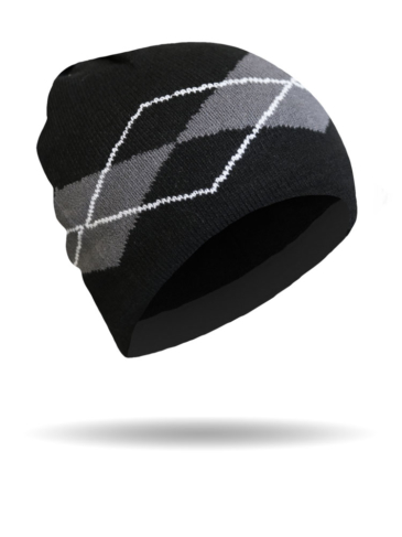 B1419-Black Diamond Beanie