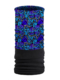 FTU2325-Blue-Turq-Monarch Wings-Fleece Tube