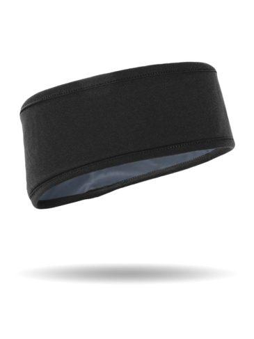 RHB2815-B-G-Black&Grey-ReversibleSportHeadband