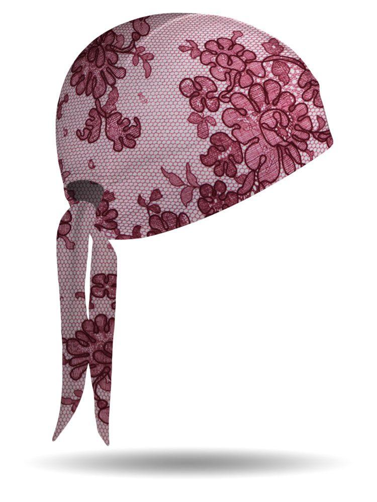 Rosé Lace Stretch Wrap™