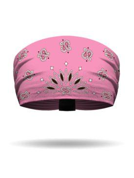 KB2607-Pink-ClassicBandana