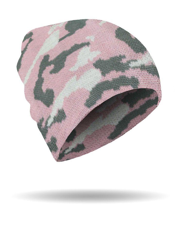 Camouflage Lady Beanie